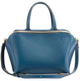 Loewe Leather Zipper Tote Bag