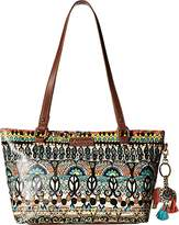 Sakroots Artist Circle Small Satchel