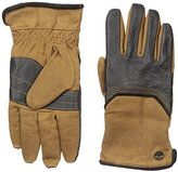 Timberland Men's Wax Canvas and Deerskin Glove