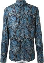 Diesel paisley print shirt