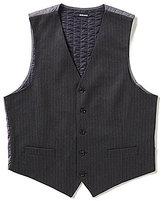 Murano Manhattan Collection Pinstripe Vest
