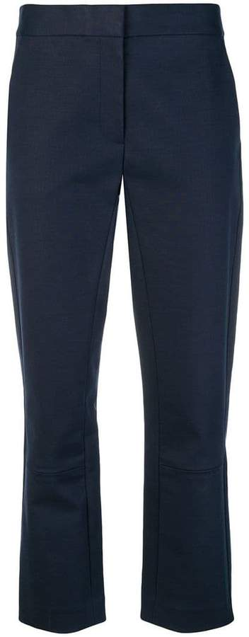Tory Burch classic cropped trousers