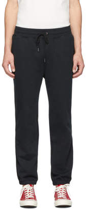 Frame Black Faded Service Lounge Pants