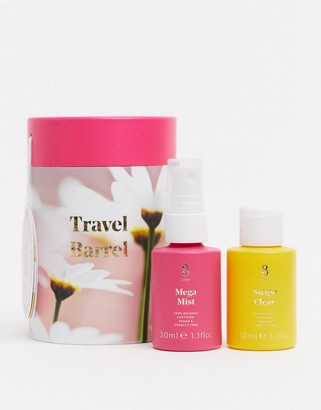BYBI Travel Skincare Set - Swipe Clean & Mega Mist