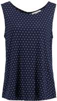 Tom Tailor Vest real navy blue