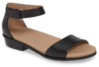 Bettye Muller CONCEPTS Bello Leather Ankle Strap Sandal
