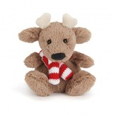 Jellycat Poppet Reindeer Soft Toy