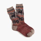 Anonymous Ismtm Deer Socks