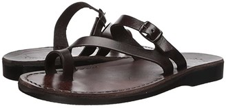 Jerusalem Sandals Nuri (Brown) Women's Sandals