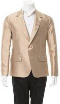 Dolce & Gabbana Two-Button Silk Blazer