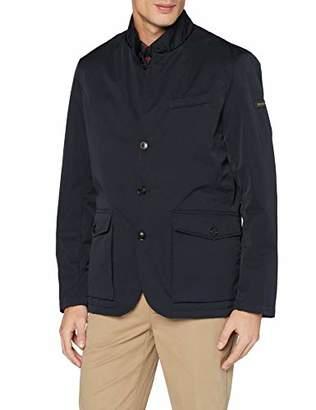 Hackett London Men's Painswick Blazer, Blue ()