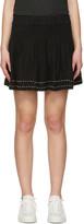 Etoile Isabel Marant Black Alea Miniskirt