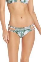 Lucky Brand Women's Indian Summer Bikini Bottoms