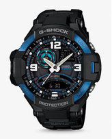 Express g-shock black aviation watch