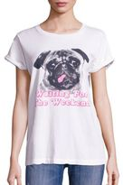 Wildfox Couture Woof Weekend Tee