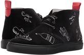 Del Toro Caballero Motifs Embroidered Chukka Sneaker Men's Shoes