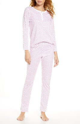 Roller Rabbit Hearts Pajamas