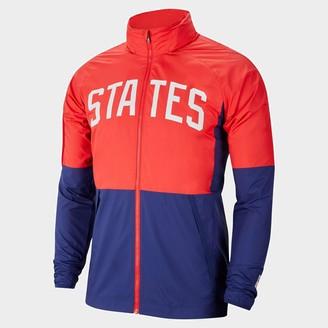 Nike Men's U.S. Full-Zip Track Jacket