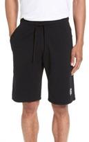 Reigning Champ Men's Logo Print Terry Sweat Shorts