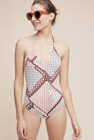 Asceno Geo-Printed One-Piece