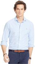Polo Ralph Lauren Men's Men's Long Sleeve Multi-Gingham Oxford Shirt