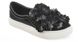 Journee Collection Mizey Slip-On Sneaker
