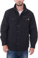 Dickies Black Quilted Jacket - Men's Regular