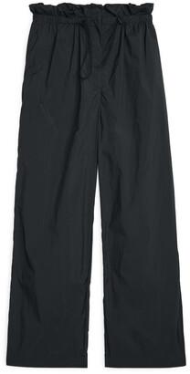 Arket Activewear Nylon Trousers