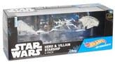 Mattel Star Wars(TM) Hero & Villain 4-Pack Starship Models