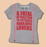 Fatal Attraction to Cuteness Tee