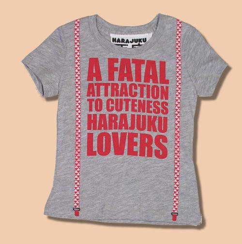 Harajuku Lovers Fatal Attraction to Cuteness Tee