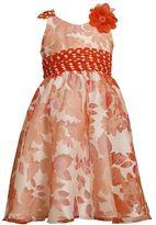 Bonnie Jean emma floral dress - girls 7-16