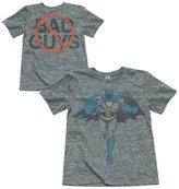 Junk Food Clothing Youth Boy's Batman No Bad Guys Tee