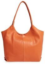 Frye Naomi Leather Shoulder Bag - Orange