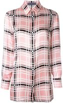 Ungaro checked shirt - women - Silk - 40