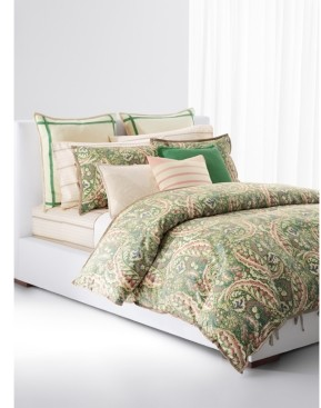 Lauren Ralph Lauren Allie Paisley King Duvet Set Bedding
