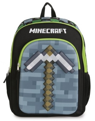 Bioworld Minecraft Backpack