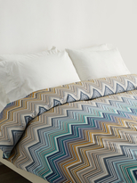 Missoni Home Trevor Cotton Duvet Cover