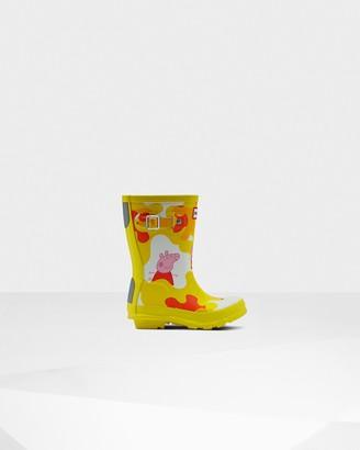 Hunter Original Little Kids Peppa Pig Rain Boots