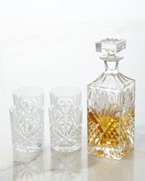 Godinger Dublin Whiskey Set, 5-Piece Set