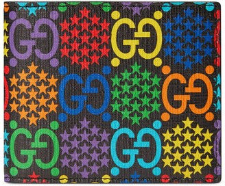 Gucci GG Psychedelic wallet