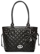 Betseyville by Betsey Johnson Small Quilted Tote