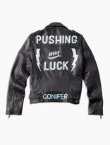 Lucky Brand Conifer Leather Jacket
