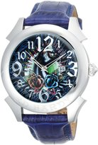 Ed Hardy Men's RE-PT Revolution Panther Stainless Steel 316L Watch