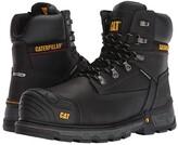 Caterpillar Excavator XL 6 Waterproof Composite Toe (Black) Men's Work Boots