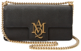 Alexander McQueen Leather Wallet on Chain