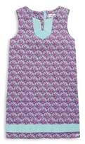 Vineyard Vines Scallop Print Cotton Dress