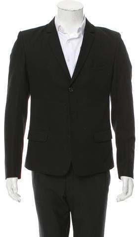 Balmain Two-Button Skinny Blazer