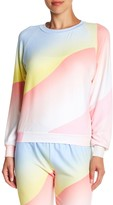 Wildfox Couture Galactic Junior Sweatshirt