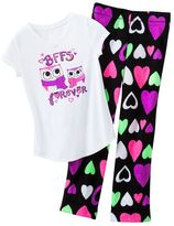 Hello Kitty So ® owl heart pajama set - girls 7-16